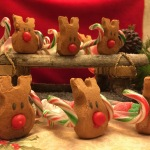 Mini Christmas sleighs