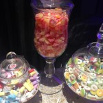 Wedding: Candy jars