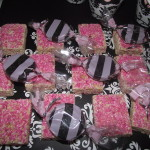 Paris Sweet 16: Oreos & Rice Krispies