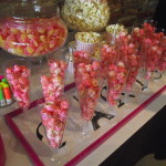 Paris Sweet 16 Candy Table
