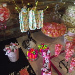 Paris Sweet 16: Candy Necklaces