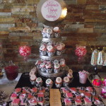 Paris Sweet 16: Cupcake Tower