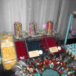 Colorful Candy Table: candy shop