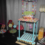 Colorful Candy Table