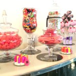 Chanel Sweet 16: Candy Jars